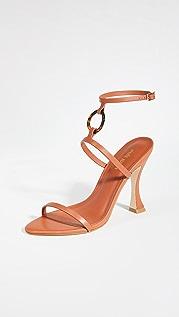 Cult Gaia Camille 高跟凉鞋