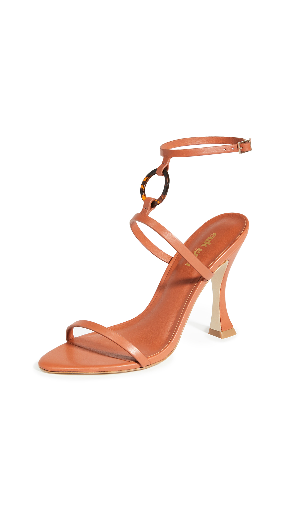 Cult Gaia Camille Heel Sandals
