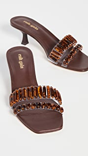 Cult Gaia Janae Sandals