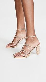Cult Gaia Pietra 凉鞋