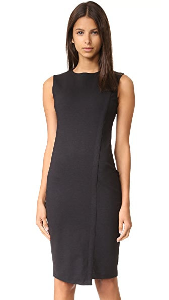cupcakes and cashmere Heidi Asymmetrical Dress