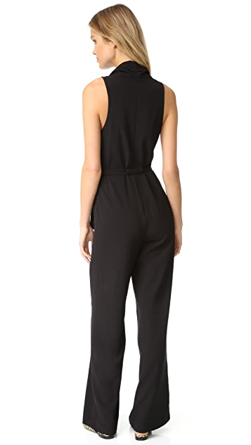 cupcakes and cashmere Margo Wide Leg Jumpsuit