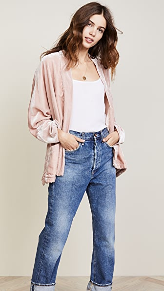 cupcakes and cashmere Chevelle Dolman Jacket