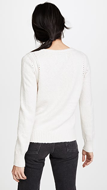 cupcakes and cashmere Saturn Sweater