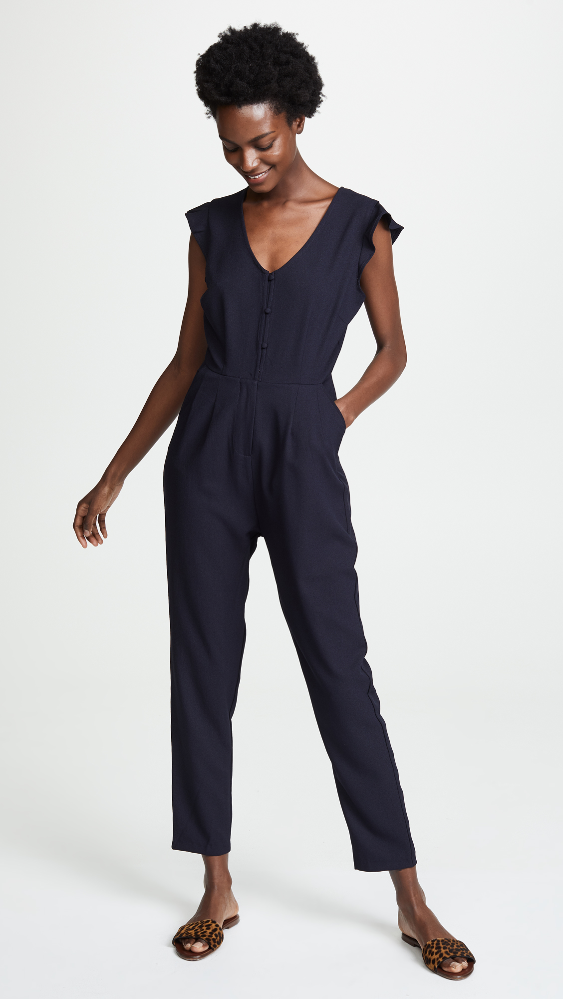 e8a3c6586f67 cupcakes and cashmere Janeen Jumpsuit