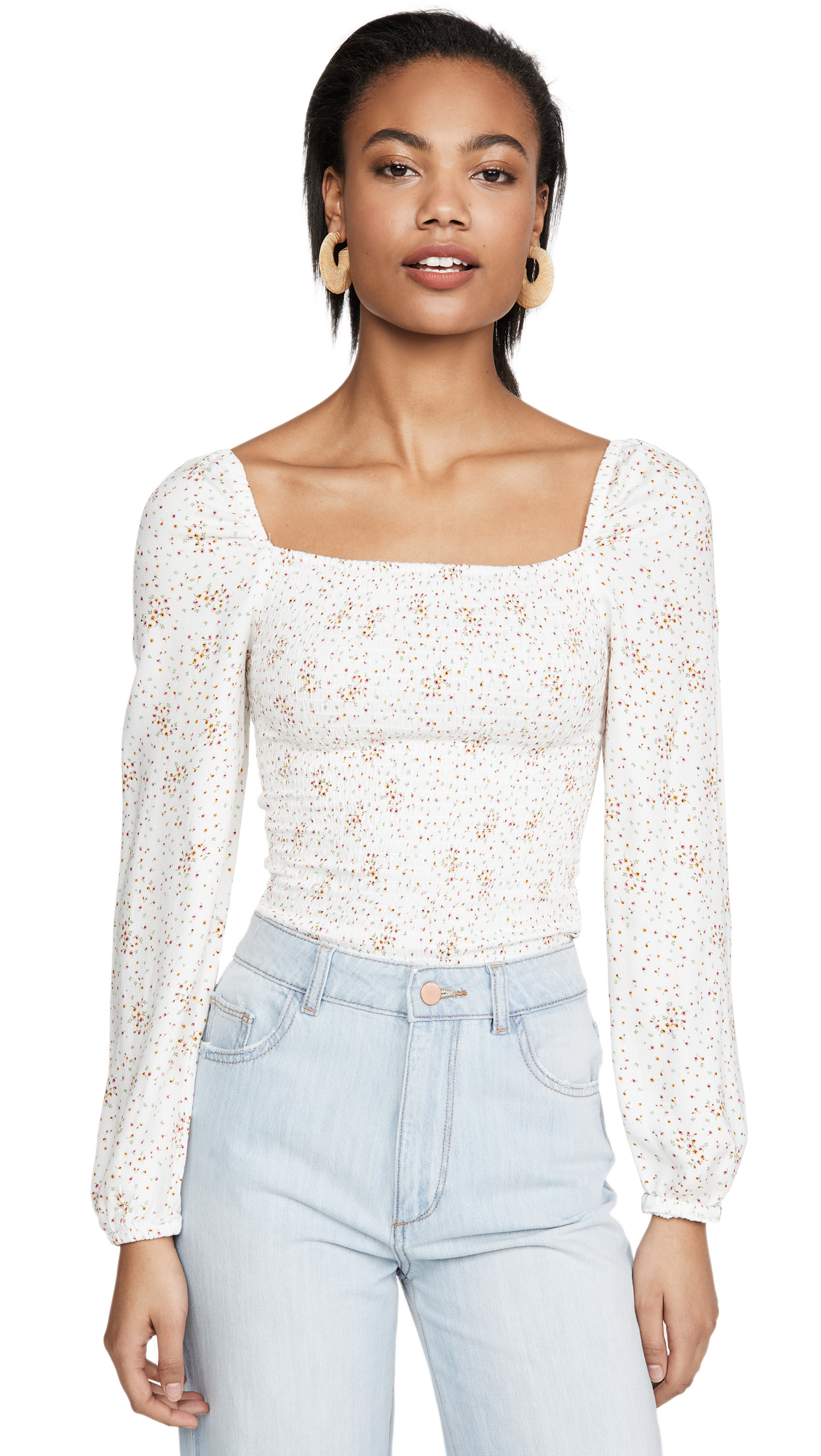 cupcakes and cashmere Savannah Top - 30% Off Sale