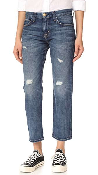 Current/Elliott The Boyfriend Jeans at Shopbop