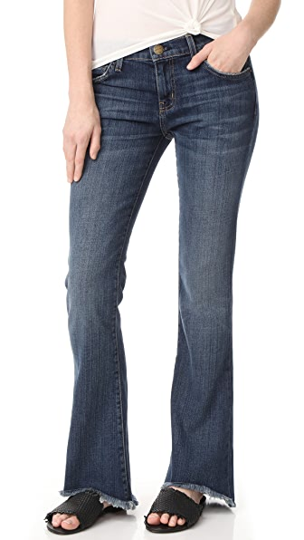 Current/Elliott The Flip Flop Jeans - Loved
