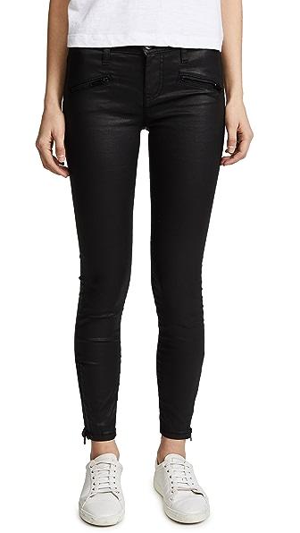 Current/Elliott The Soho Zip Stiletto Jeans at Shopbop