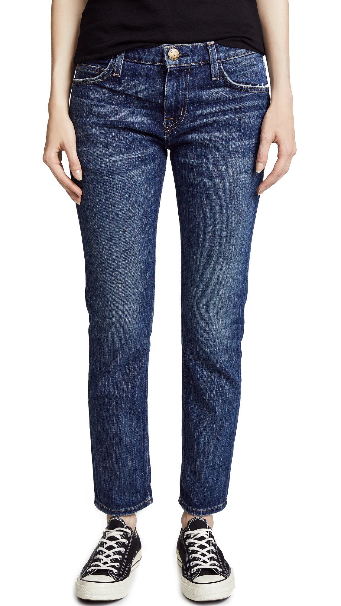 Current/Elliott The Fling Jeans - Loved