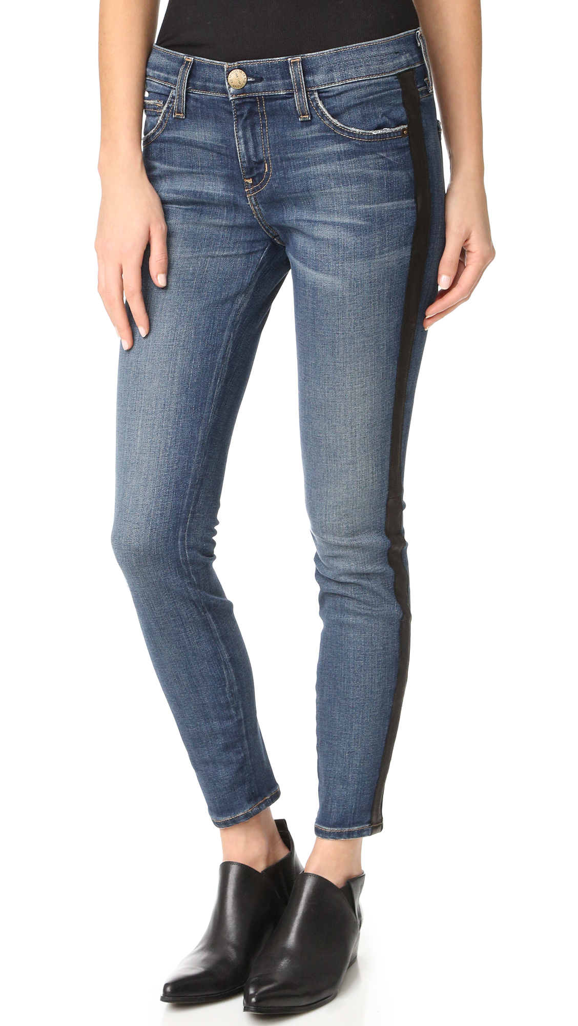 currentelliott female currentelliott the tuxedo stiletto jeans tuxedo taboo