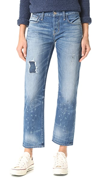 Current/Elliott Cone Denim x The Crossover Jeans - Henderson
