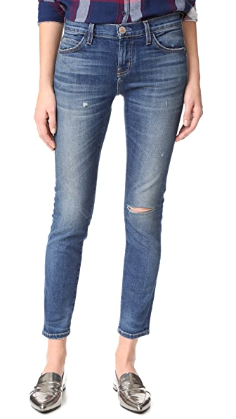 Current/Elliott Cone Denim x The Selvedge Easy Stiletto Jeans