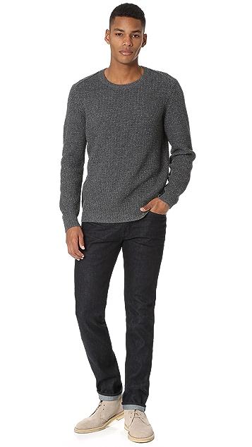 Current/Elliott Slim Fit Jeans
