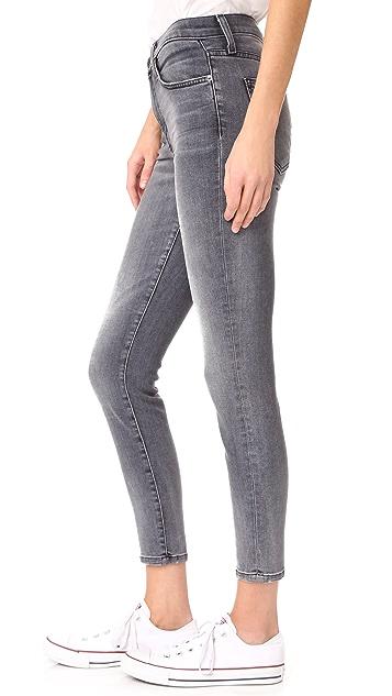 Current/Elliott The Highwaist Stiletto Jeans