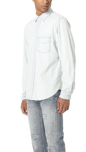 Current/Elliott Cierra Utility Fit Shirt