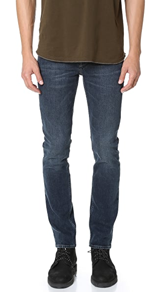 Current/Elliott Slim Fit Jeans