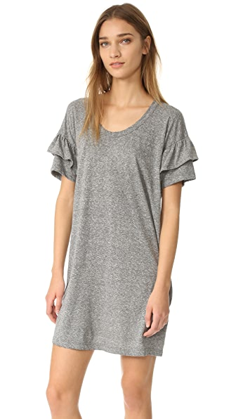 Current/Elliott Ruffle Roadie Dress