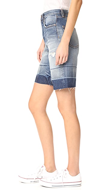 Current/Elliott The Seamed Shorts