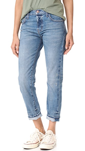Current/Elliott Taper Jeans