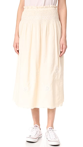 Current/Elliott The Rancher Convertible Skirt / Dress