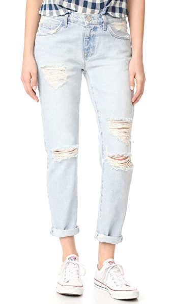 Current/Elliott The Fling Jeans - Alta Destroy