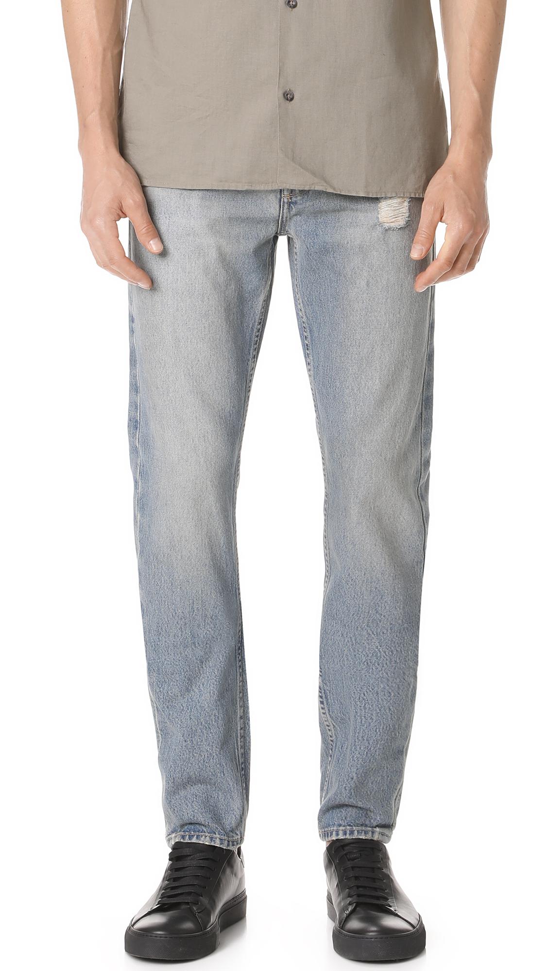 Taper Fit Jeans