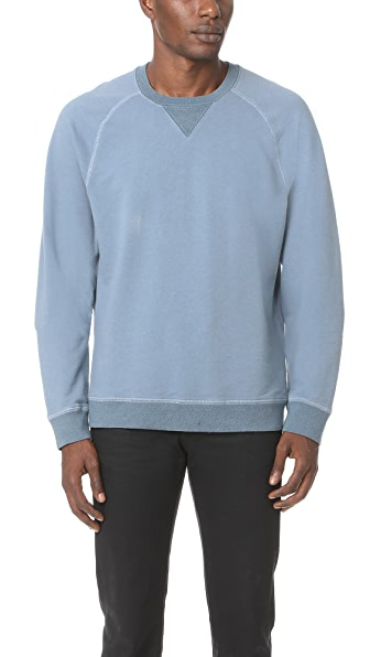 Current/Elliott Long Sleeve Sweatshirt