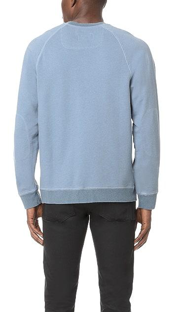 Current/Elliott Long Sleeve Sweatshirt