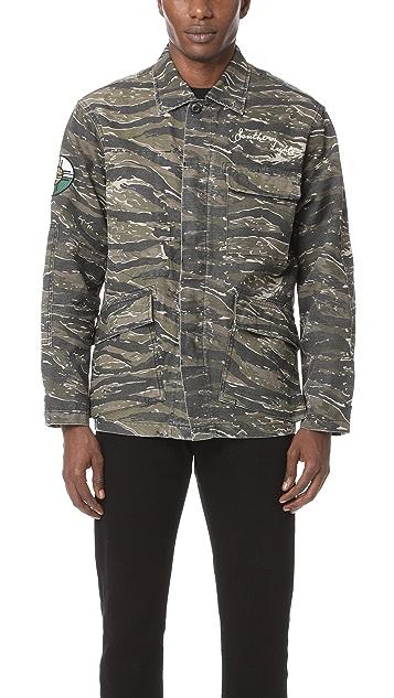 Current/Elliott Fatigue Jacket