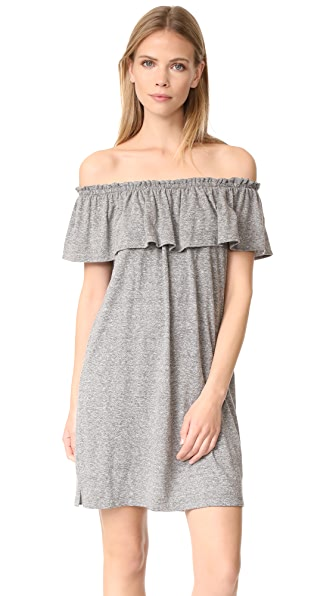 Current/Elliott The Ruffle Dress