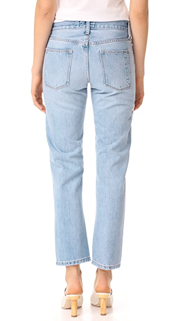 Current/Elliott The Crossover Jeans