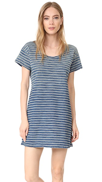 Current/Elliott Slouchy Scoop Neck Dress