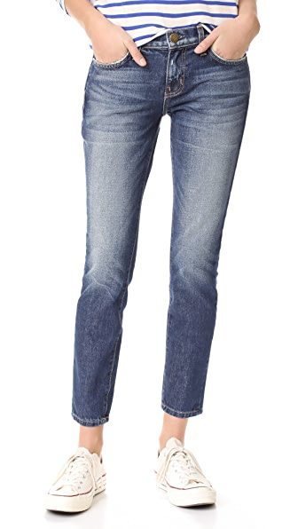 Current/Elliott The Easy Stiletto Jeans - Merced