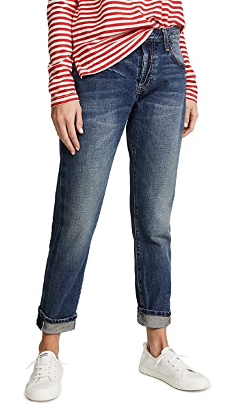 Current/Elliott The Selvedge Taper Jeans at Shopbop