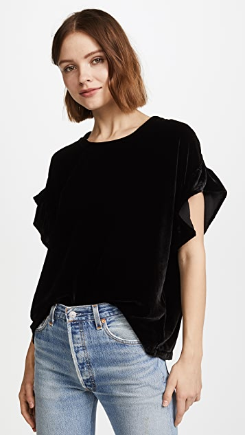Current/Elliott The Janine Top