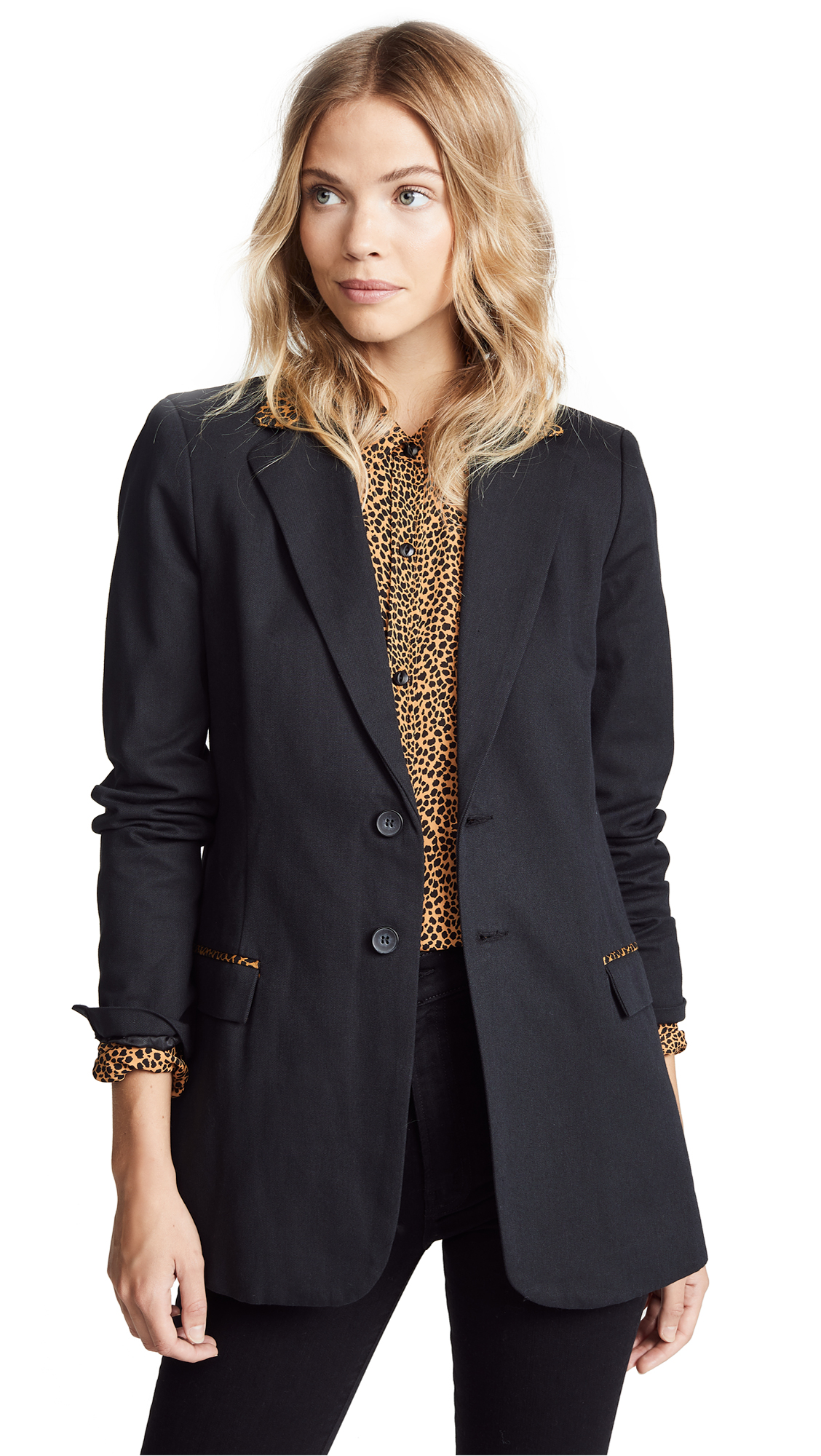 Photo of Current/Elliott The Calla Blazer online jackets sales