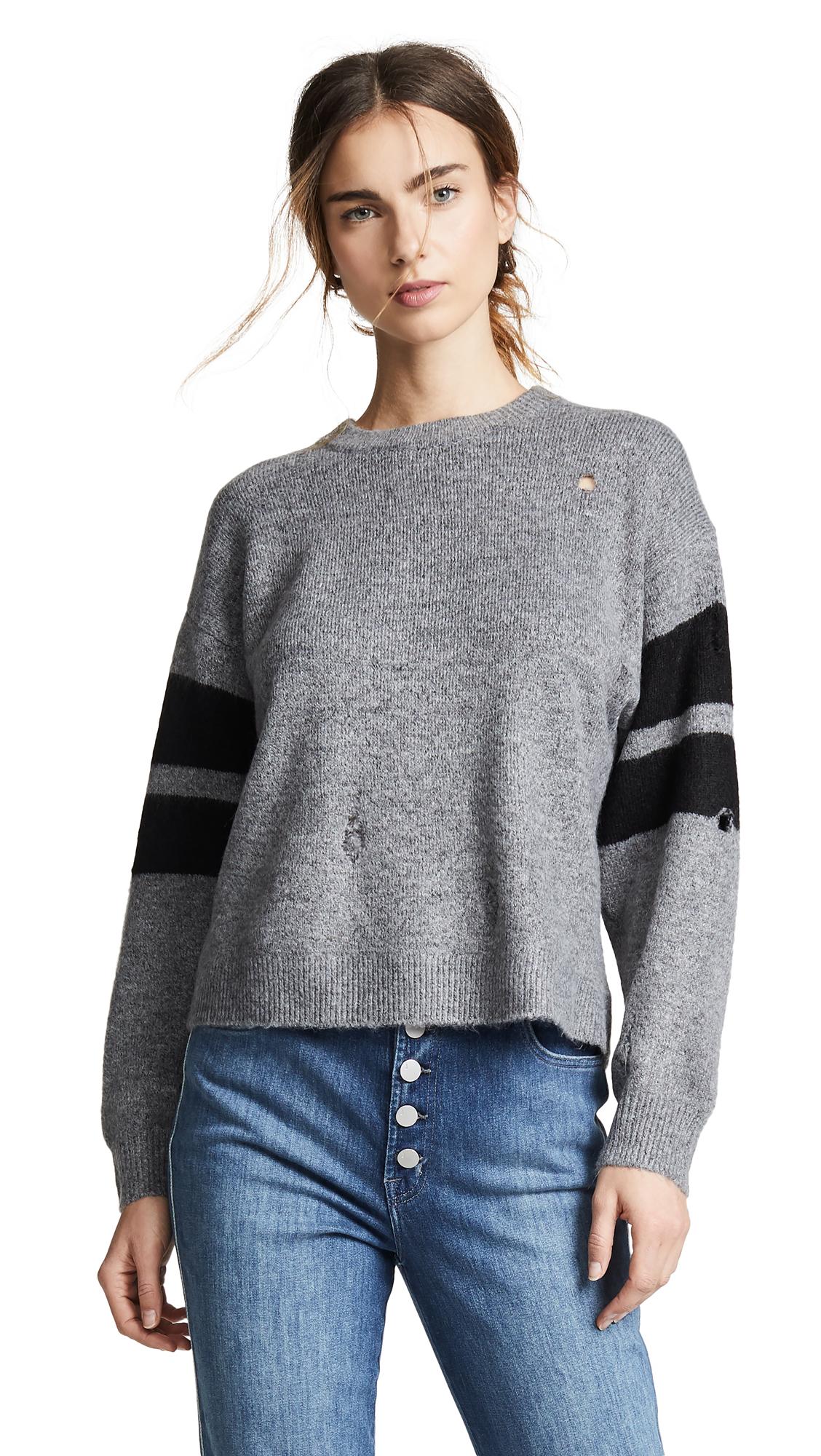 Yates Sweater in Gray
