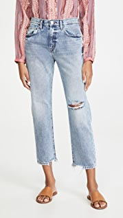 Current/Elliott The Original Ankle Boyfriend Jeans