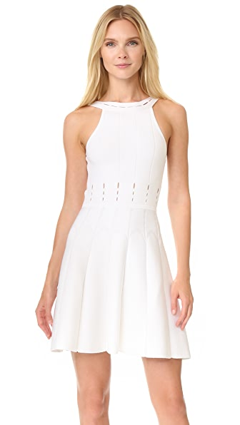 Cushnie Et Ochs Knit Dress - White