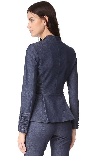 Cushnie Et Ochs Peplum Jacket