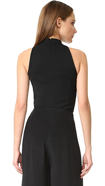 Cushnie Et Ochs Sleeveless Choker Top