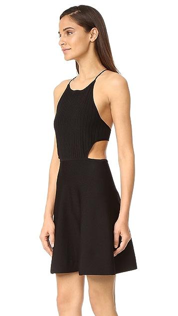 Cushnie Et Ochs Mini Flare Dress