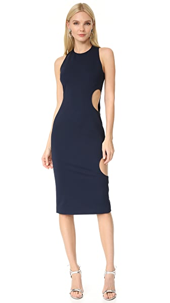 Cushnie Et Ochs Dana Sleeveless Pencil Dress