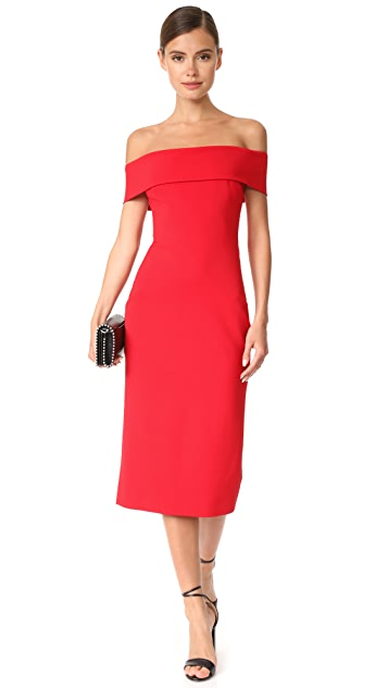 Cushnie Et Ochs Strapless Pencil Dress