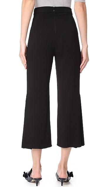 Cushnie Et Ochs Cropped Pants
