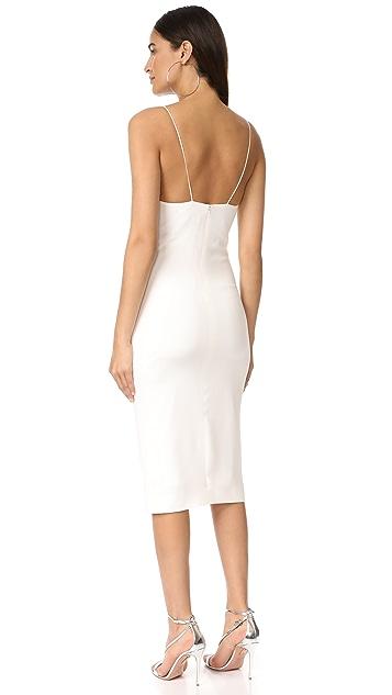 Cushnie Et Ochs Sleeveless Midi Dress
