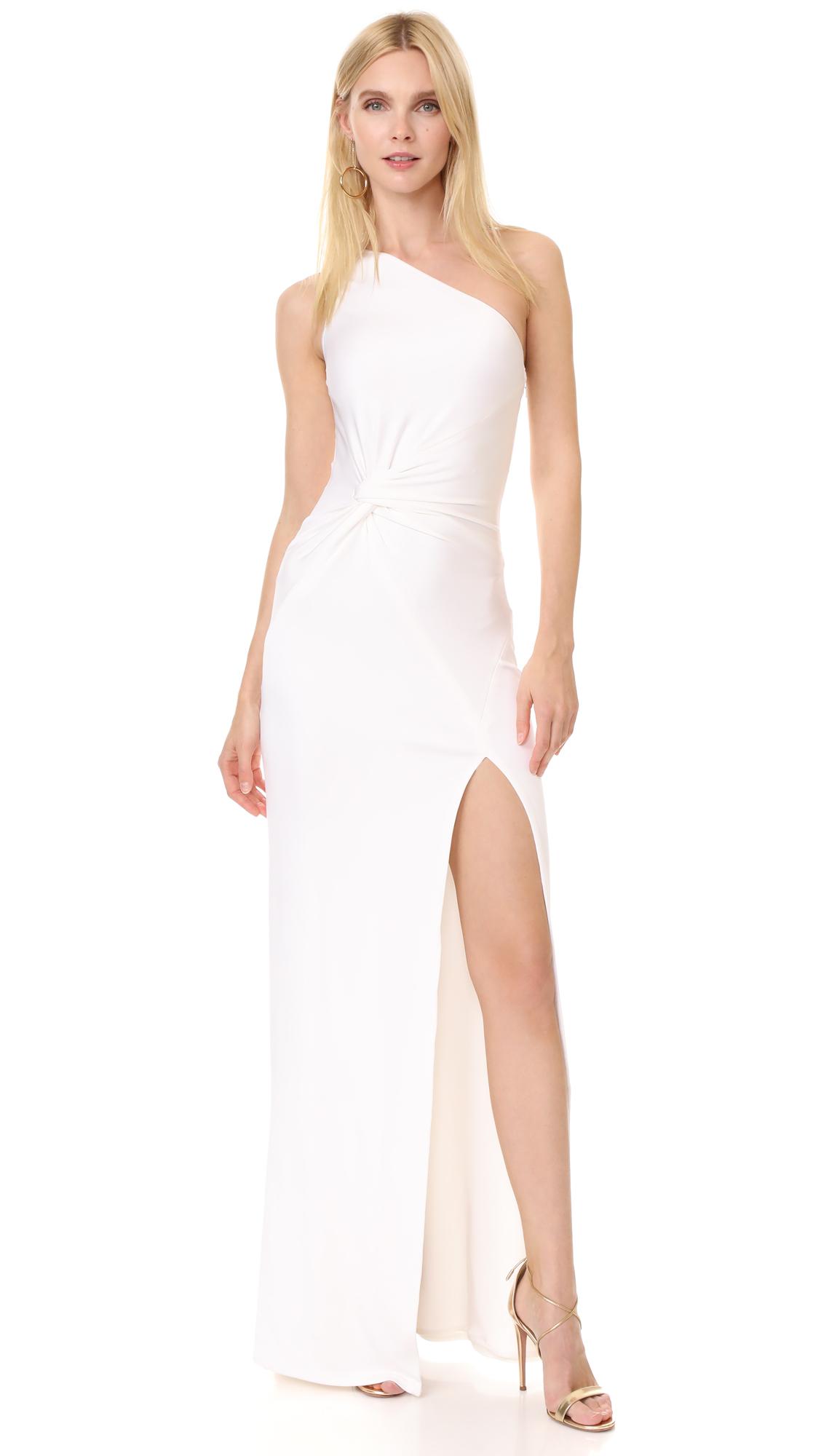 Cushnie Et Ochs Gown - White