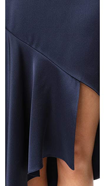 Cushnie Et Ochs Asymmetrical Skirt