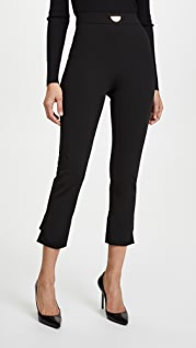 Cushnie Fay High Waisted Cigarette Pants